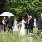 Enjoy the beautiful lawn at Lords of The Manor, one of the finest wedding venues Gloucestershire has to offer.