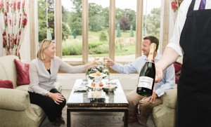 Afternoon Tea with Fizz Gift Voucher