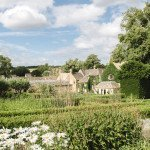 Gardens at Luxury Hotel in The Cotswolds, Lords of the Manor