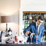 Sommelier at Lords of the Manor Hotel