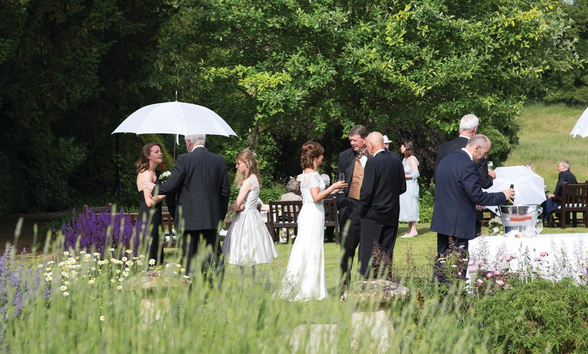 Enjoy The Beautiful Lawn At Lords Of Manor One Finest Wedding Venues