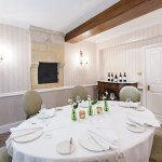 Private Dining at Lords of the Manor